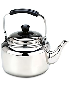 6.3-Qt. Stainless Steel Tea Kettle
