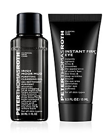 Receive a FREE Cleanser & Eye duo with $45 Peter Thomas Roth Purchase! (a $38 value!)