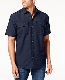G.H. Bass & Co. Men's Sportman Fishing Shirt