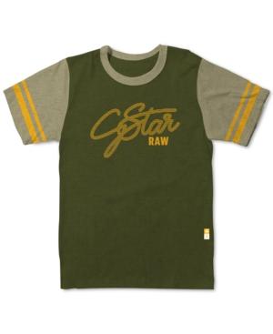 G-Star Raw Men's Logo Graphic T-Shirt