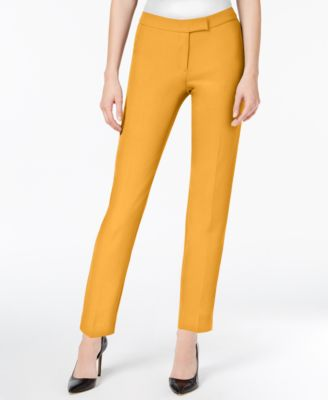 Crepe Bowie Slim-Fit Pants