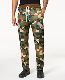 Reason Men's Eternity Camo Track Pants