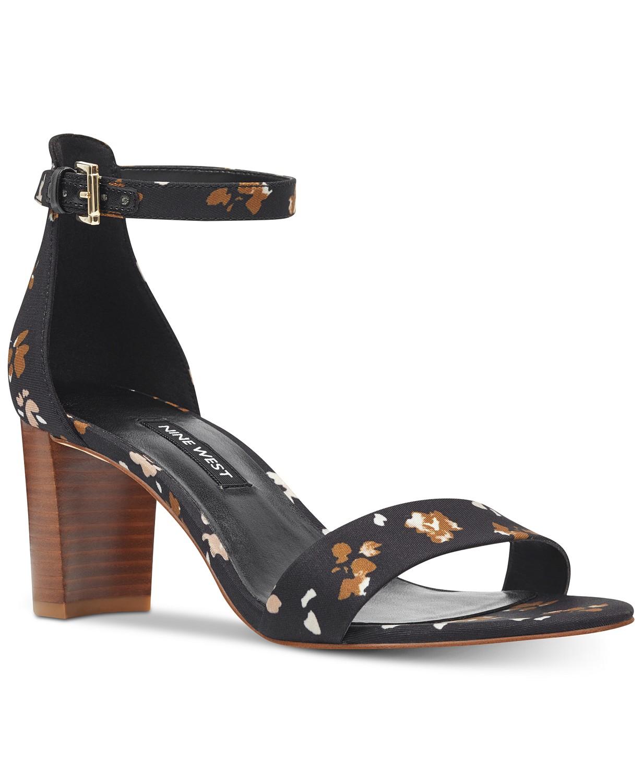 7b94987ea7c Nine West Pruce Block-Heel Sandals – Savings4Us