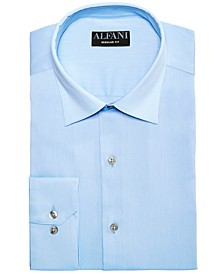 Men's Slim Fit Bedford Cord Dress Shirt, Created For Macy's