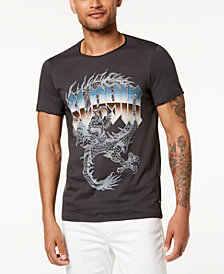 GUESS Men's Slayin Graphic T-Shirt