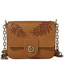 Lauren Ralph Lauren Millbrook Chain Crossbody, Created for Macy's