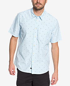 Quiksilver Men's Waterman Trailblazed Printed Shirt