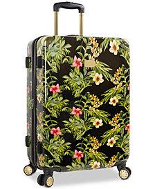 "Tommy Bahama Phuket Floral Printed 24"" Expandable Hardside Spinner Suitcase"