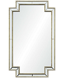 Raton Medium Rectangular Mirror, Quick Ship