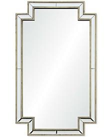 Raton Medium Rectangular Mirror, Quick Ship