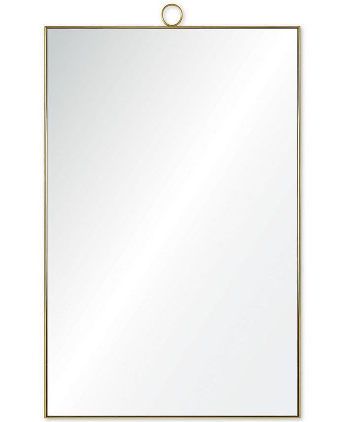 Furniture - Vertice Wall Mirror, Quick Ship