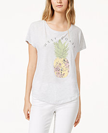 True Vintage Pineapple Graphic T-Shirt