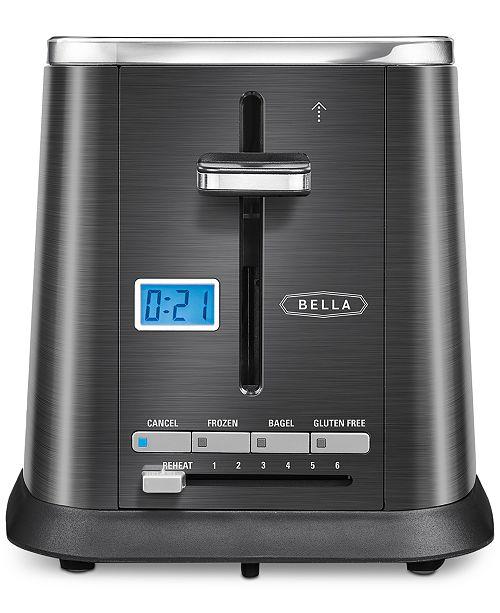 Bella 2-Slice Toaster - Small Appliances - Kitchen - Macy\'s