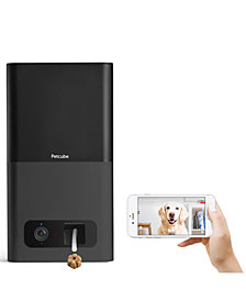 Petcube Bites Wi-Fi Pet Camera and Treat Dispenser