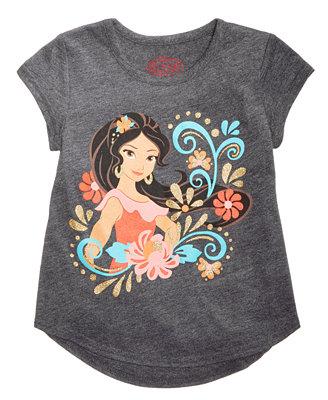 Toddler Girls Elena T Shirt by Disney