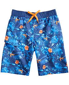 Hawke & Co. Outfitter Big Boys Printed Swim Trunks