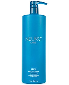 Paul Mitchell Neuro Care Rinse HeatCTRL Conditioner, 33.8-oz., from PUREBEAUTY Salon & Spa