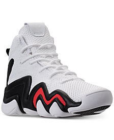 adidas Boys' Crazy 8 ADV Basketball Sneakers from Finish Line