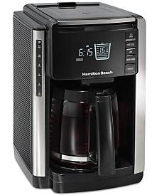 Hamilton Beach® TruCount™ Coffee Maker