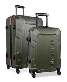 Timberland Boscawen Hardside Luggage Collection