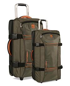 Twin Mountain Duffel Luggage Collection