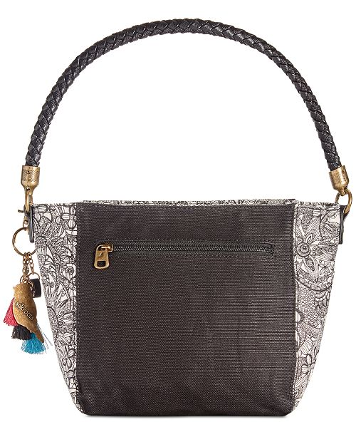 cad3bbfa1ac Sakroots Elsa Canvas Hobo & Reviews - Handbags & Accessories - Macy's