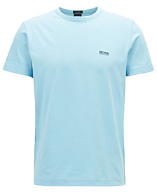 BOSS Men's Regular/Classic-Fit Jersey Cotton T-Shirt