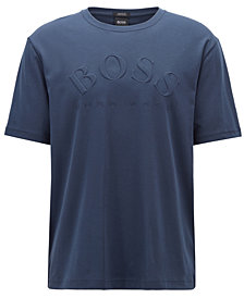 BOSS Men's Logo-Graphic Cotton T-Shirt