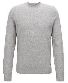 BOSS Men's Crew Neck Sweater