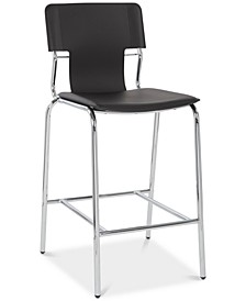 CLOSEOUT! Tysin 26'' Counter Stool (Set Of 2)