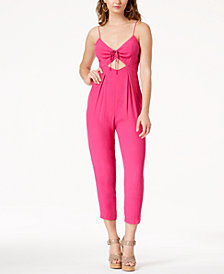 GUESS Willow Cutout Jumpsuit