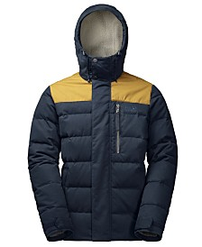 Jack Wolfskin Men's Lakota Hooded Full-Zip Jacket from Eastern Mountain Sports