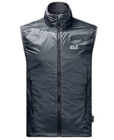 Jack Wolfskin Men's Air Lock Vest from Eastern Mountain Sports
