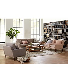 Emberli Fabric Sofa Collection, Created for Macy's