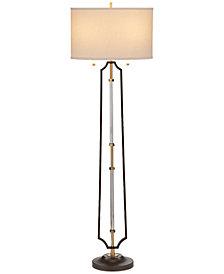 CLOSEOUT! Pacific Coast Hamilton 2-Light Floor Lamp