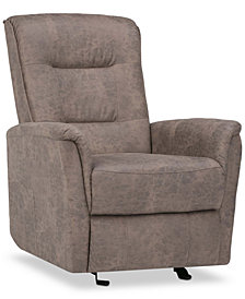 Janey Glider Recliner, Quick Ship