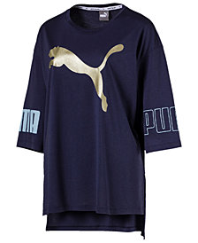 Puma dryCELL Logo Relaxed T-Shirt