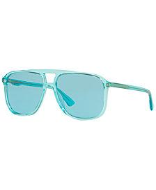 Gucci Sunglasses, GG0262S 58