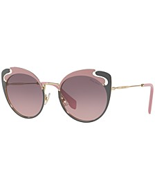 Sunglasses, MU 57TS 54