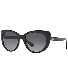 Ralph Polarized Sunglasses, RA5243 55