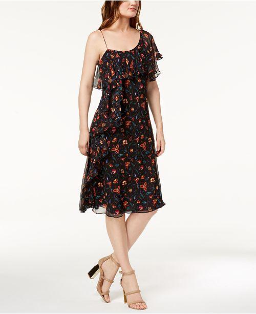 Rachel One Perla Printed Reviews Zoe Dresses Dressamp; Shoulder PZlTwkXuOi