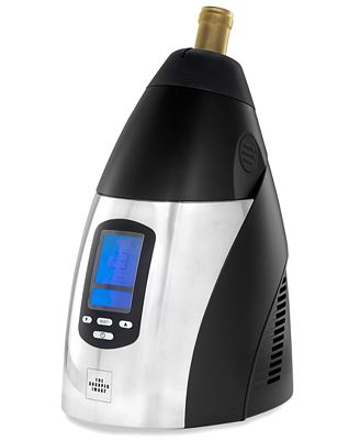 CLOSEOUT! Sharper Image Bar Tools, Wine Chiller WSI-CH200