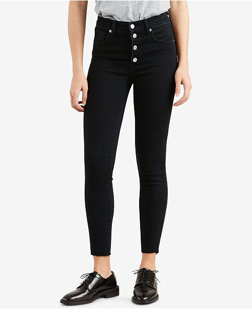 4be3312e136e4f Levi's Mile High Ankle Skinny Jeans & Reviews - Jeans - Juniors - Macy's