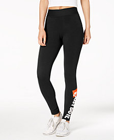"Nike ""Just Do It"" High-Waist Leggings"