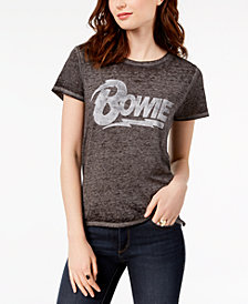 Lucky Brand Bowie Graphic High-Low T-Shirt
