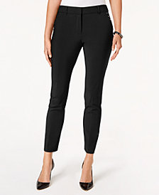 JM Collection Embellished Skinny Pants, Created for Macy's