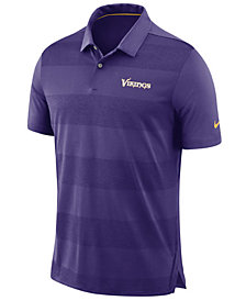 Nike Men's Minnesota Vikings Early Season Polo