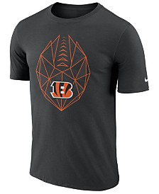 Nike Men's Cincinnati Bengals Icon T-Shirt