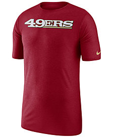 Nike Men's San Francisco 49ers Player Top T-Shirt 2018