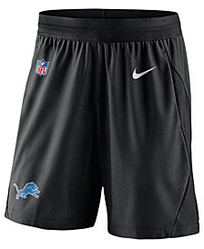 Nike Men's Detroit Lions Fly Knit Shorts